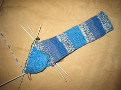 Socks_2007Mar07_BlueMattWIP