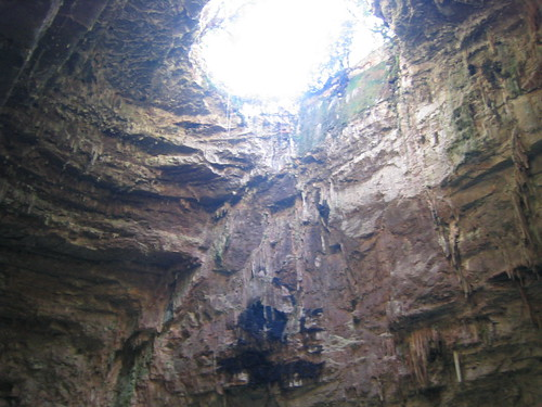 "The ""Entrance"" of the Cavern"
