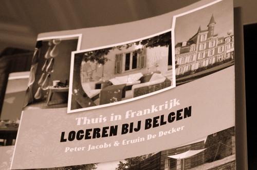 Logeren bij Belgen