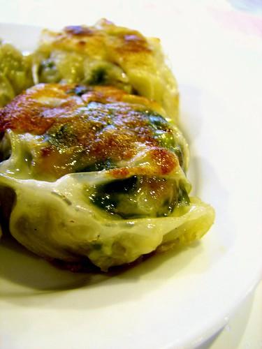Pan Dumplings -- http://www.flickr.com/photos/lexnger/407244403/