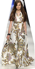 Etro women's collection - RTW spring 2007
