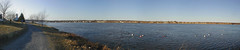 St.John River, Fredericton, NB