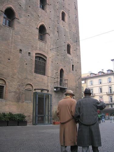 Sunday Passeggiata in Bologna