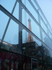 The Eiffel Tower from Musée du Quai Branly