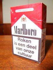 Roken is een deel van onze cultuur!