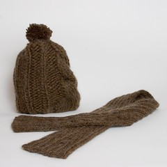 Hat and Scarf