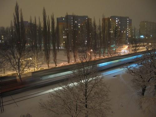 Zima porą wieczorową (I)