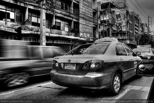 Taxi, Bangkok