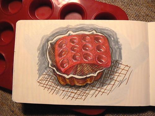 Muffin Bundt