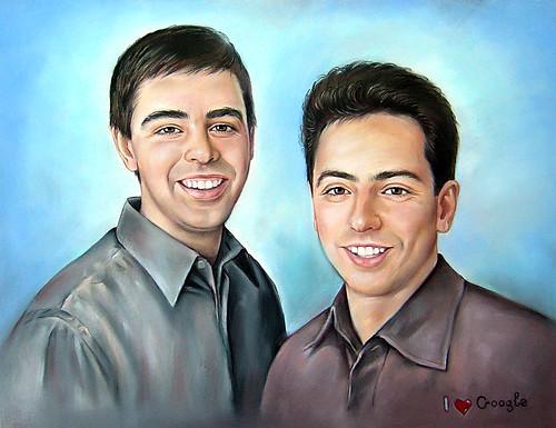 Larry & Sergey