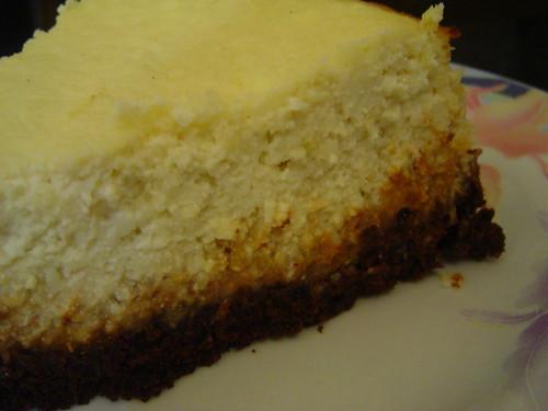 coconut dulce de leche cheesecake