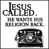 Jesus called