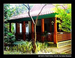 Betawi Traditional House