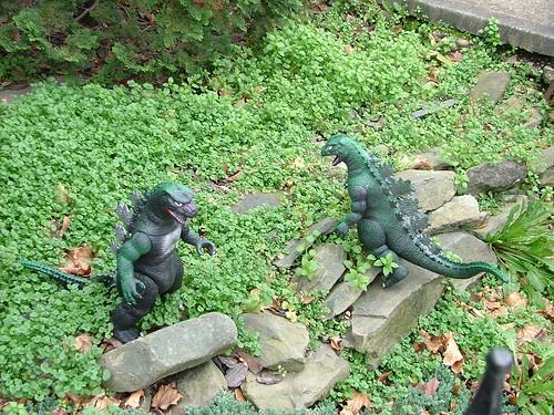 In Godzilla We Trust