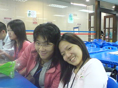 me and...chui han.
