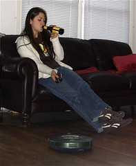 18:  Modern vacuuming