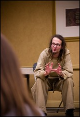 Shane Claiborne Answering Questions