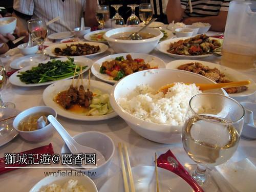 麗香園白胡椒螃蟹餐