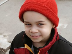 Wintery Aidan