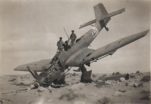 World War II - Stukka by ~Prescott.