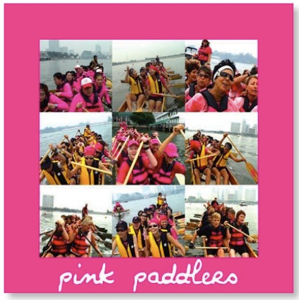 Pink Paddlers