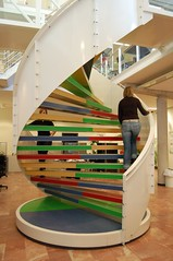 dna stairs