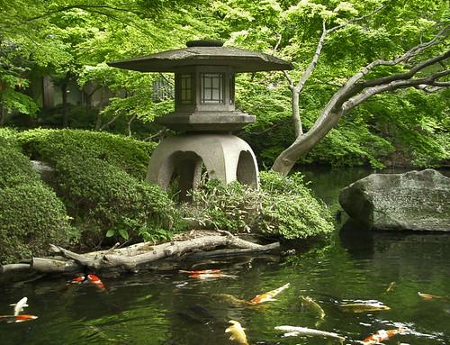 Japanese Garden por NatashaP.