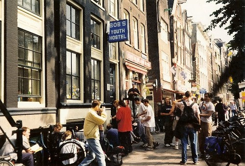 Bob's Youth Hostel in Amsterdam
