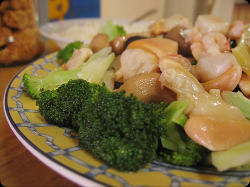 Pacific clam