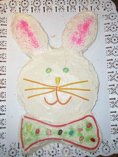 Bunny Cake4