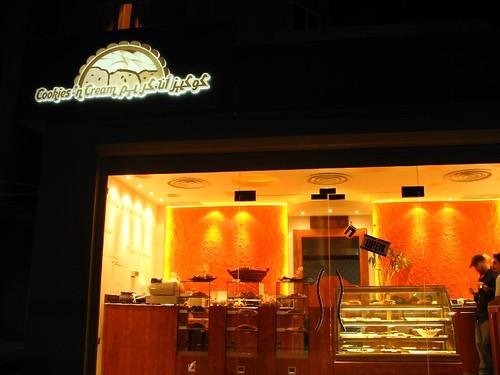 cookies cream deera chat kuwait