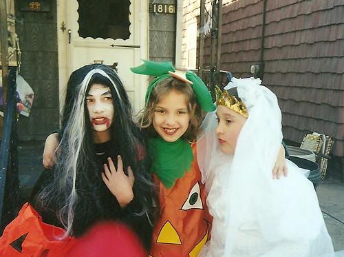 Halloween, Brooklyn, NY circa 1998