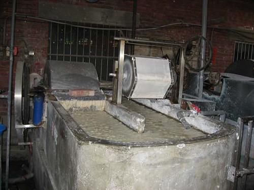 pulp machine
