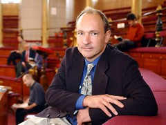 Thank you Tim Berners Lee