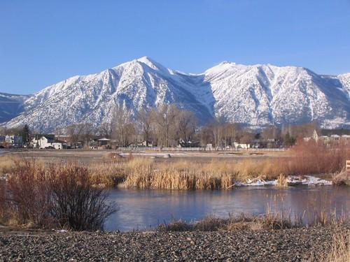 Jobs Peak, Nevada