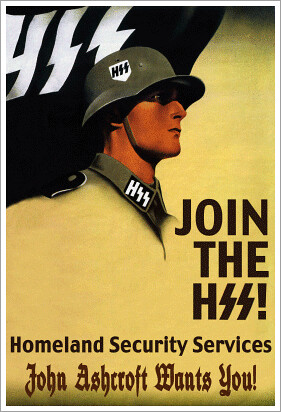 hss homeland security service propganda
