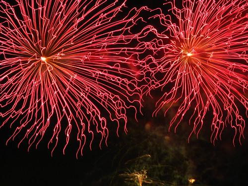 Sydney Fireworks NYE 2006