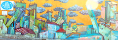 "Street Art by ""Os Gemeos"""