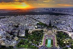 Parisian Sunset