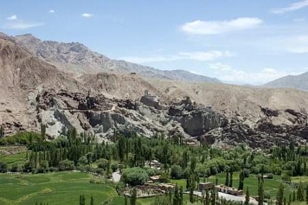 Basgo citadel, Ladakh - Photo : hceebee