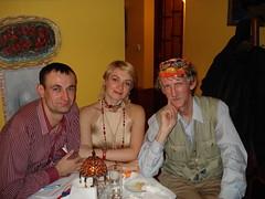 Roman, Yulia & Viktor