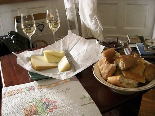 Cheese & Champers