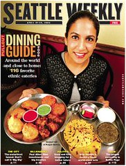 Seattle Weekly Pullout Dining Guide 2006
