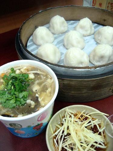 金上海小籠湯包/small steamed bun