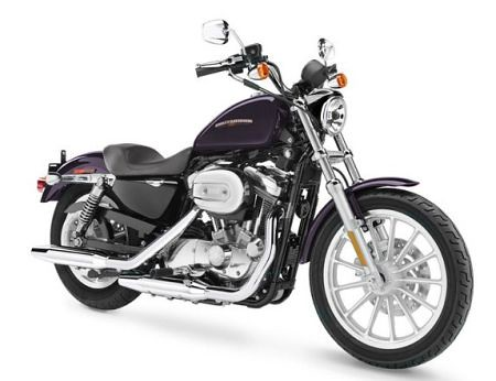 Harley Davidson XL 883 Sportster Low