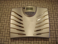 MyWeigh Phoenix bathroom scale