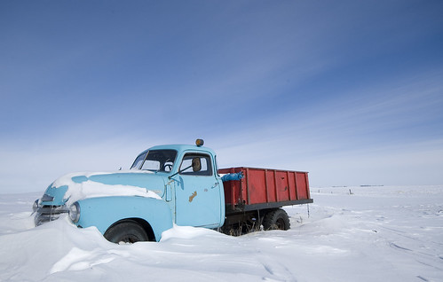 Chevrolet winter