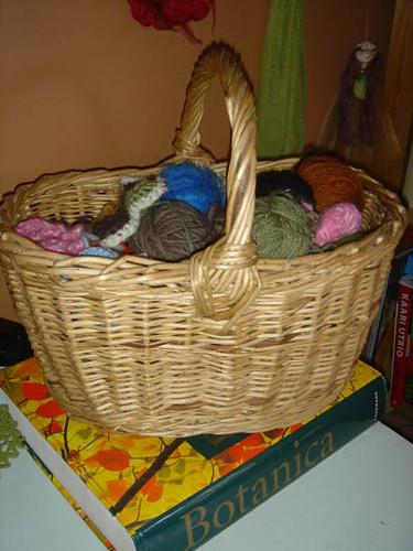 Yarn stash II