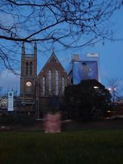 St Paul's at dusk