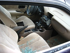 someone tried to steal my radio